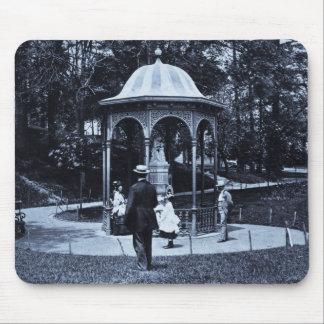Fairmount Park Vintage Philly ca. 1900-1910 Mousepad