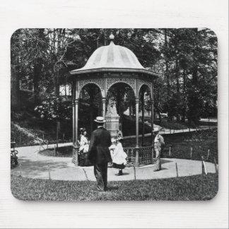 Fairmount Park Vintage Philly ca. 1900-1910 Mouse Pad
