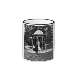 Fairmount Park Vintage Philly ca. 1900-1910 Ringer Coffee Mug
