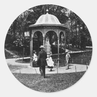 Fairmount Park Vintage Philly ca. 1900-1910 Sticker