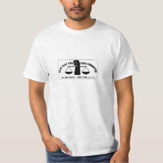 FAIRPLAY FOR CUBA - Lee Harvey Oswald T-Shirt