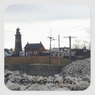 Fairport Harbor Photo Sticker