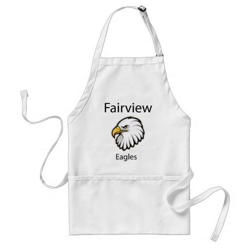 Fairview Eagles Apron