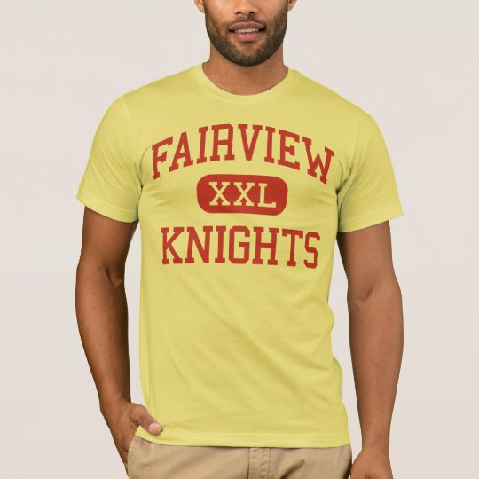 Fairview - Knights - High - Boulder Colorado T-Shirt