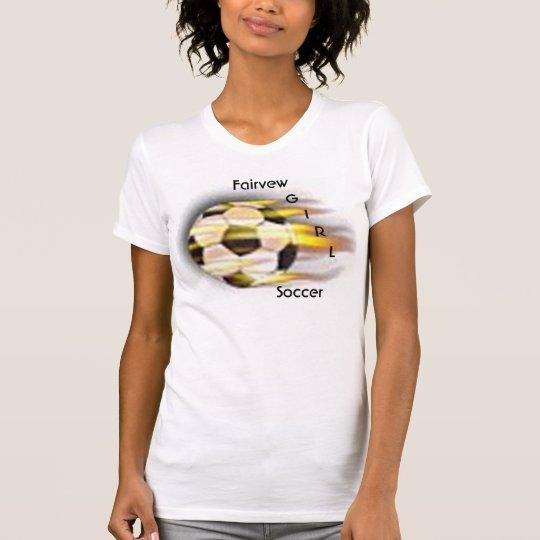 Fairview Soccer girls T-Shirt