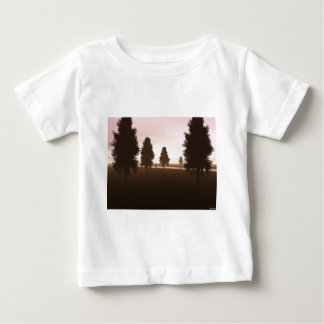 Fairway To Seven #2 Baby T-Shirt