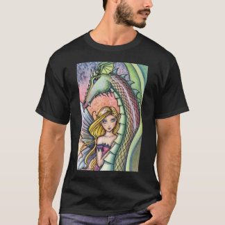 Fairy and Dragon T-Shirt