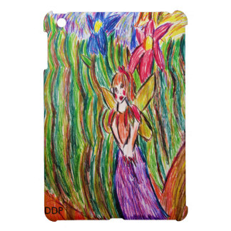 fairy and  garden iPad mini cover
