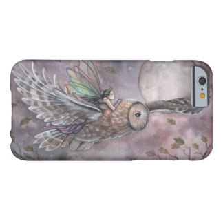 Fairy and Owl Fantasy Art iPhone 6 case