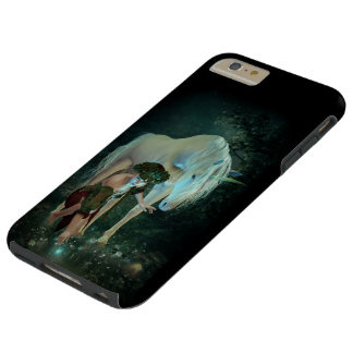 Fairy and Unicorn Magic Tough iPhone 6 Plus Case