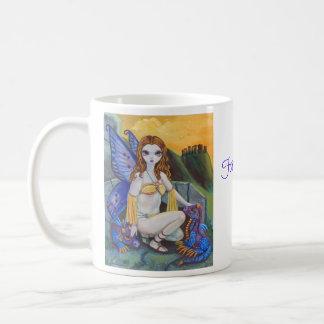 Fairy & Baby Dragons Mugs