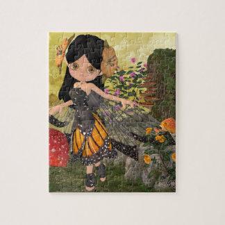 Fairy Bee Puzzles