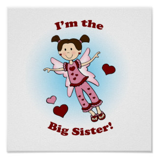 Fairy Big Sister Poster