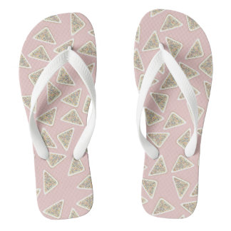Fairy Bread Flip Flops