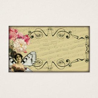 Fairy Business Card