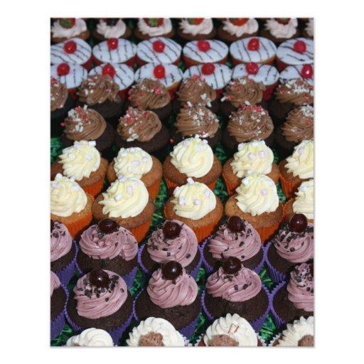 Fairy cakes photograph