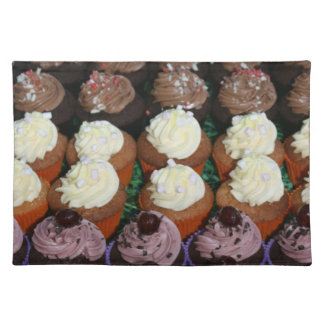 Fairy cakes placemat