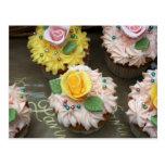 Fairy cakes postcard