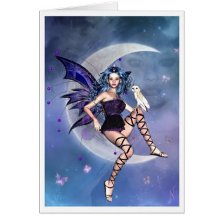 Fairy Card - Moonlight Fairy