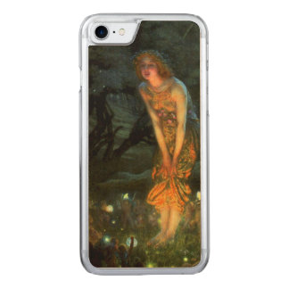 Fairy Circle Fairies Midsummer Eve Carved iPhone 8/7 Case