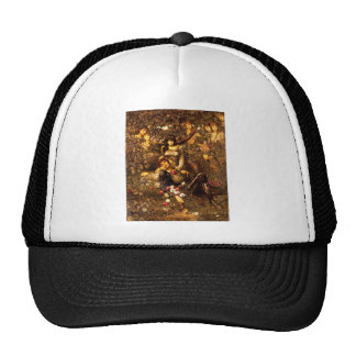 fairy-clip-art-10 trucker hats
