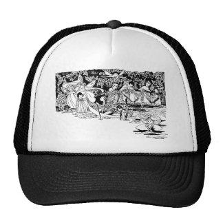 fairy-clip-art-3 mesh hats