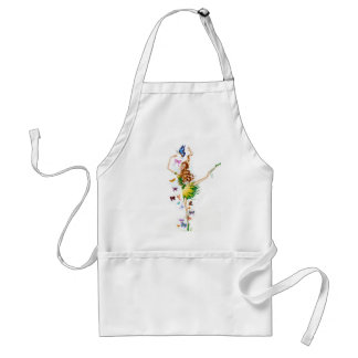 Fairy collection standard apron