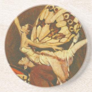Fairy Couple Coaster