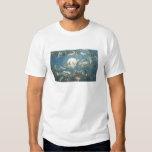 Fairy Dance Around The Moon Tee Shirt