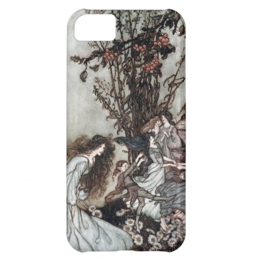 Fairy Dance from Peter Pan in Kensington Gardens Cover For iPhone 5C