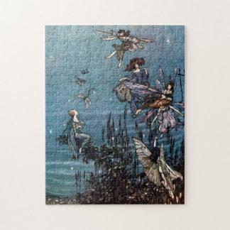 Fairy Dance Jigsaw Puzzle