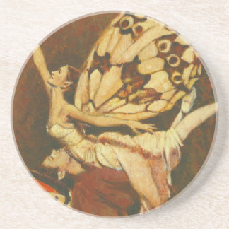 Fairy Dancing Couple Coaster