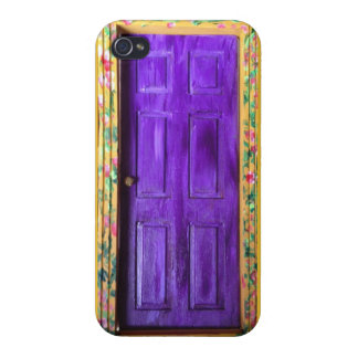 Fairy Door iphone case Cover For iPhone 4