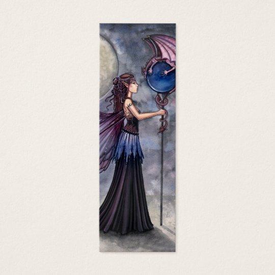 Fairy Dragon Bookmark by Molly Harrison Mini Business