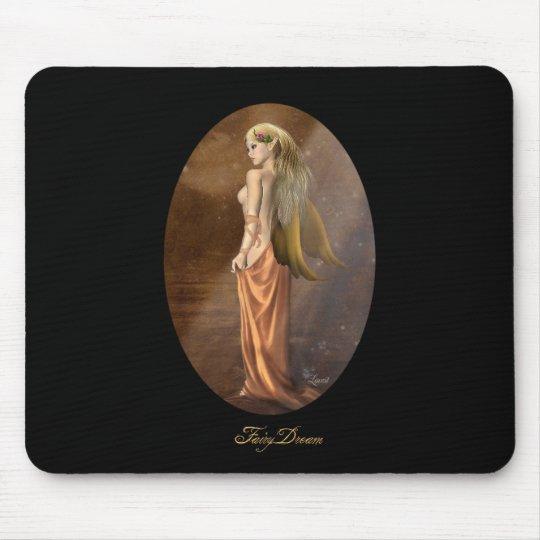 fairy dream mouse pad