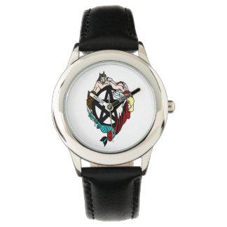 Fairy elements Pentacle Watch