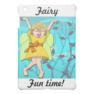 Fairy excited iPad mini case