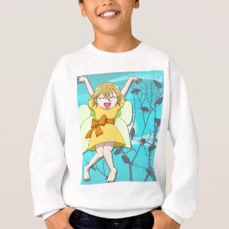 Fairy excited sweatshirt