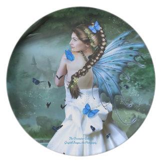 Fairy Fantasy2 Plate