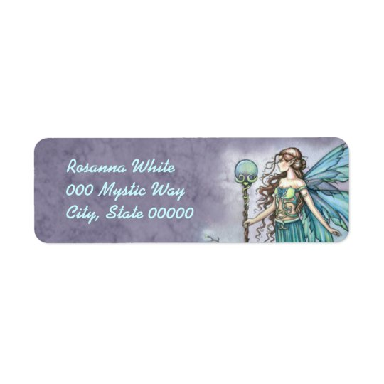 Fairy Fantasy Art Return Address Labels