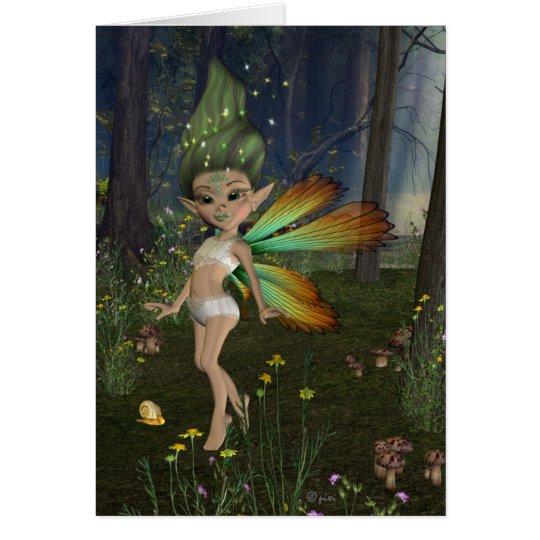 Fairy Feena - Greeting Card