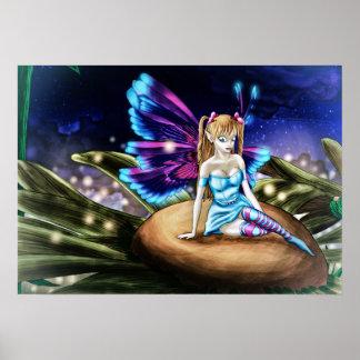 Fairy Fiollynna Poster