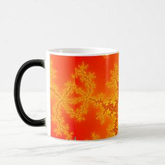 Fairy Fire Morphing Coffee Mug