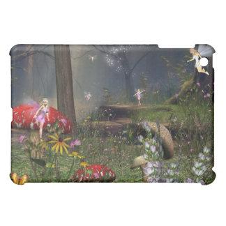 Fairy forest iPad case