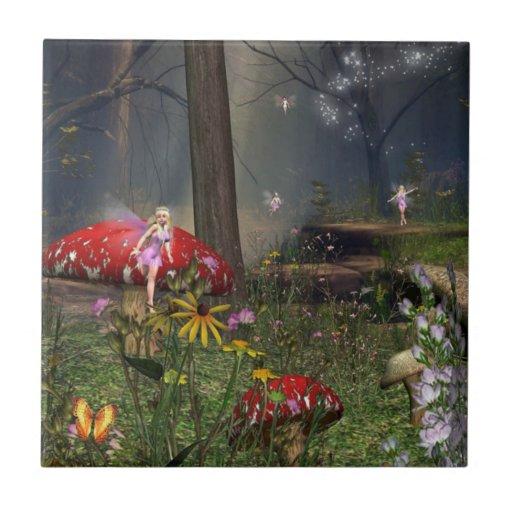 Fairy Forest Tile