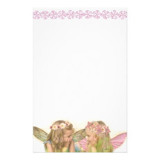 'Fairy Friends' Stationary Customized Stationery
