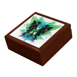 Fairy Frolic Large Square Gift Box