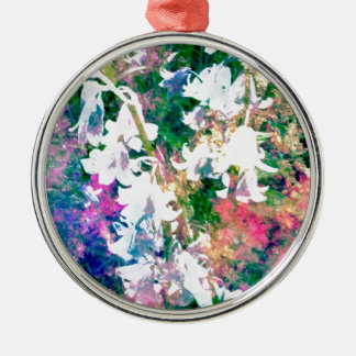 Fairy Garden Christmas Ornament