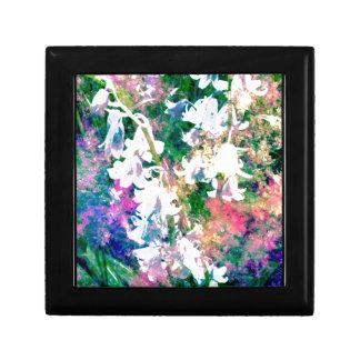 Fairy Garden Small Square Gift Box
