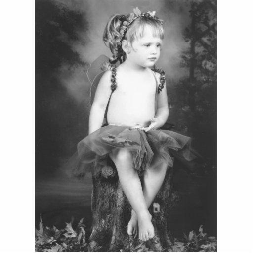 fairy girl acrylic cut outs